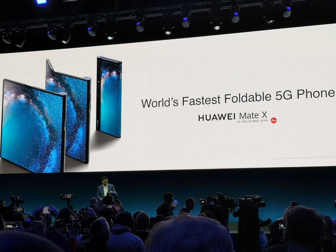 ¿Cuántas veces se puede doblar el Huawei Mate X sin fallar?