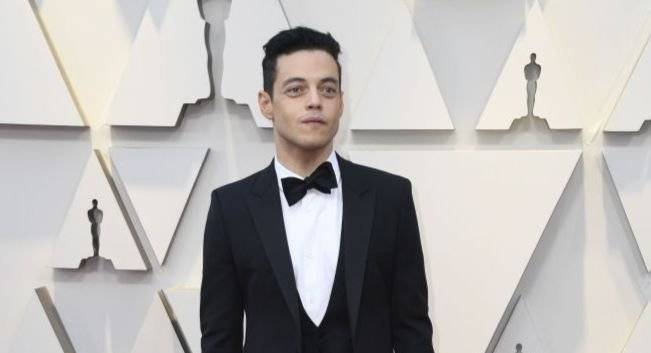 Rami Malek Oscar 2019