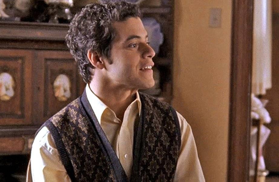 Rami Malek começou - quem diria - em um episódio da série de TV Gilmore Girls (2004) Divulgação
