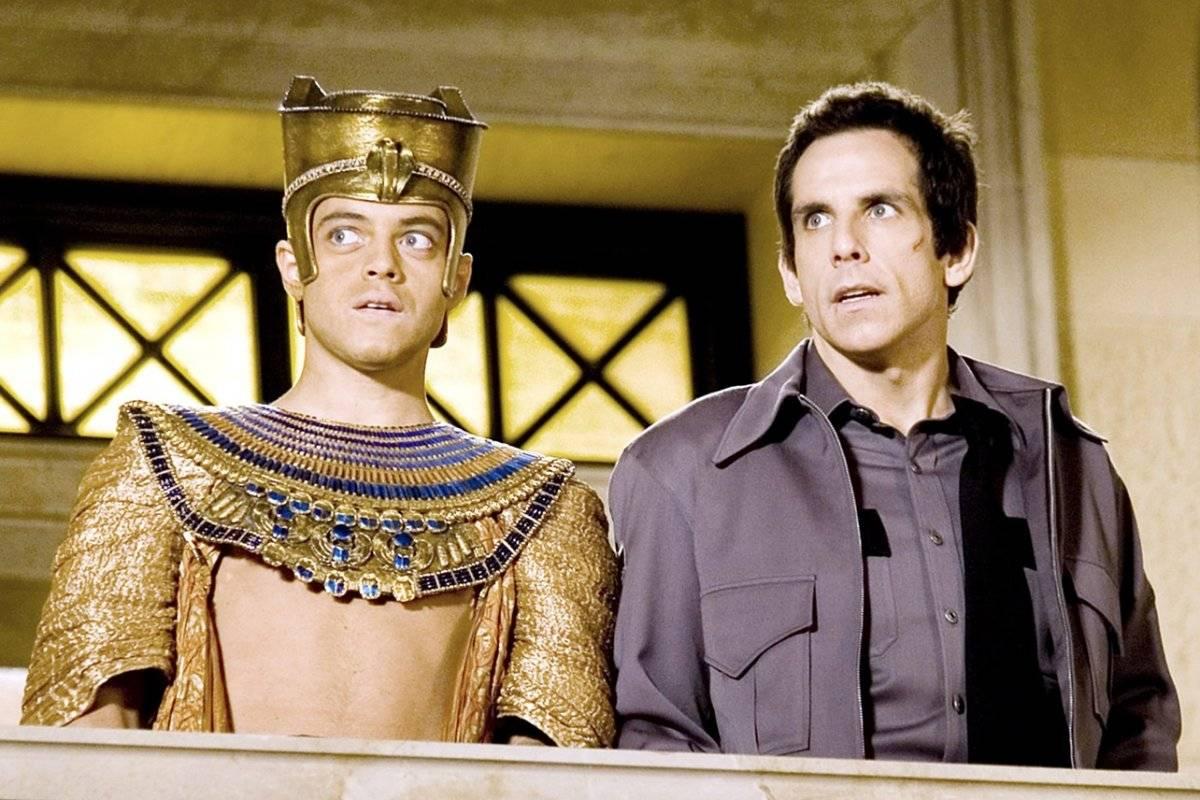 Foi com Uma Noite no Museu (2006) que ele se tornou mais conhecido, onde interpretou o faraó Ahkmenrah até 2014 Divulgação