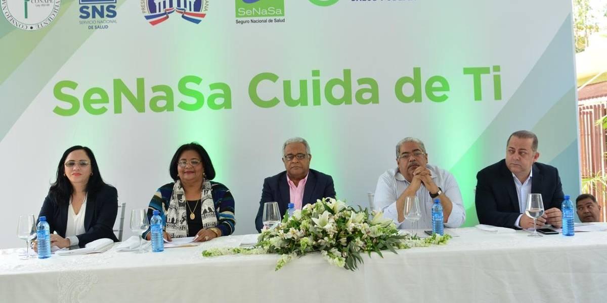Senasa y SNS inician programa para garantizar atención a adultos mayores