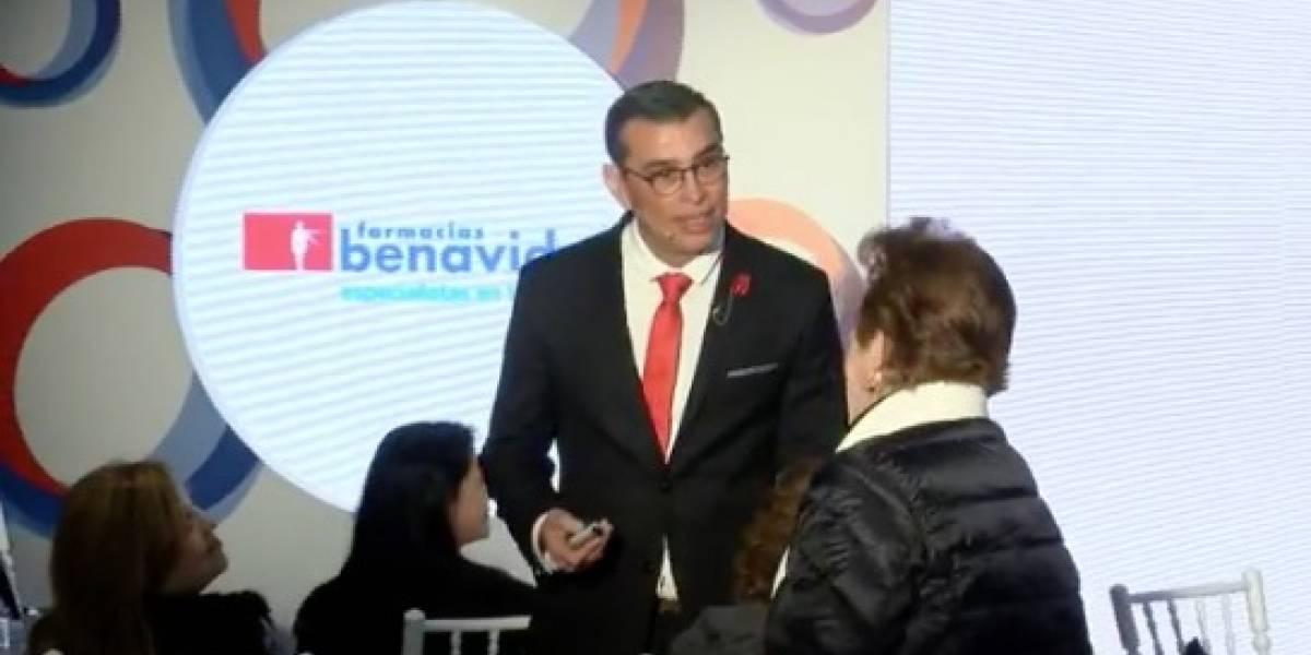 """""""La piel y sus cambios con la edad"""", primera conferencia del Círculo Benavides"""