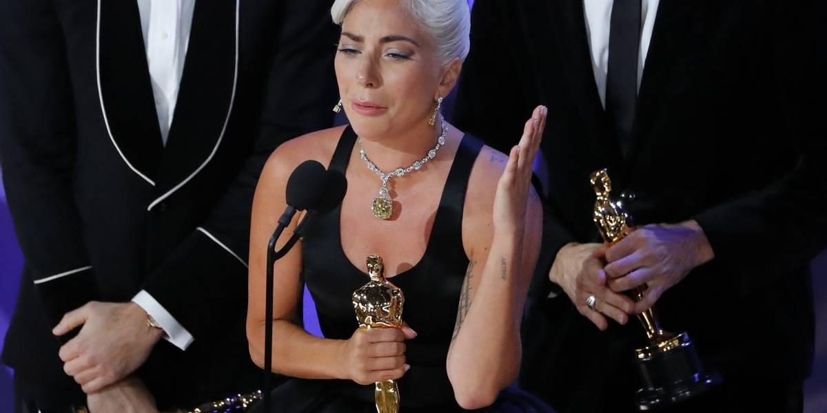 Oscar 2019: Lady Gaga manda recado poderoso em discurso após Oscar por Shallow
