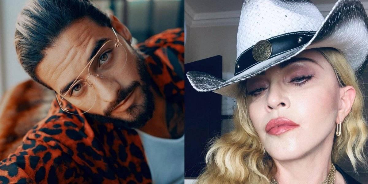 Revisa los mejores memes que dejó  la colaboración entre Maluma y Madonna