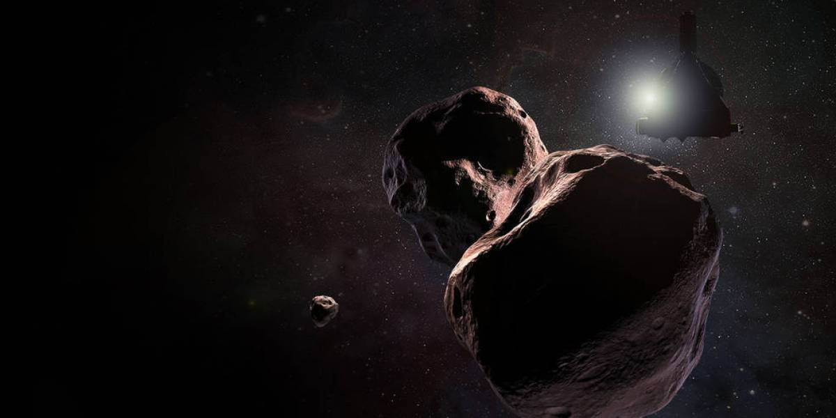 Estas son las extraordinarias fotos que tomó la NASA de Ultima Thule, el objeto más lejano al que ha alcanzado la humanidad