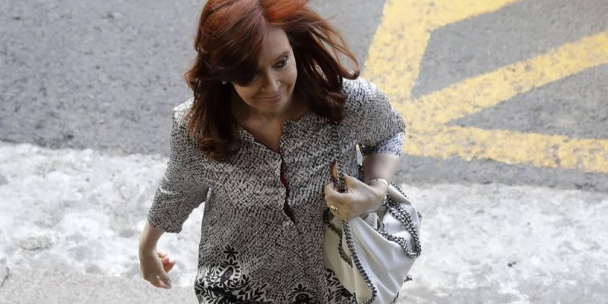 """""""Una película digna de un Oscar"""": Cristina Fernández vuelve a tribunales y niega todas las acusaciones, por escrito"""