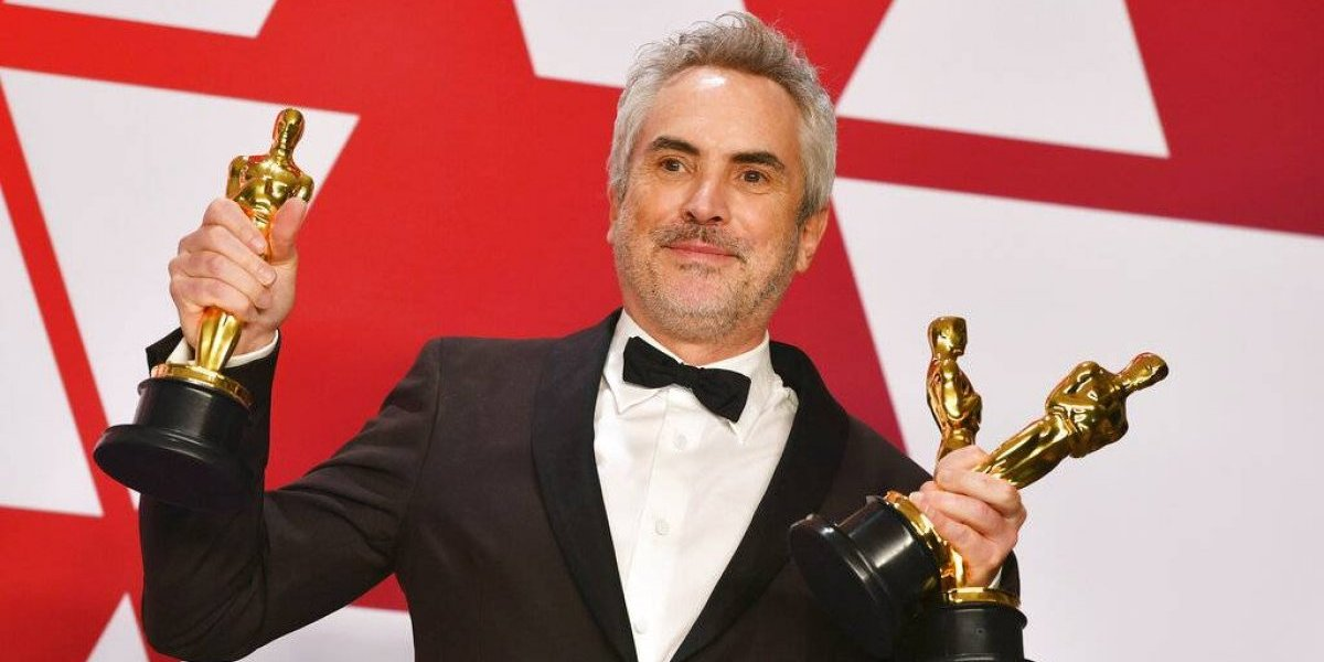 Roma de Cuarón hace historia con el Óscar a Mejor película extranjera