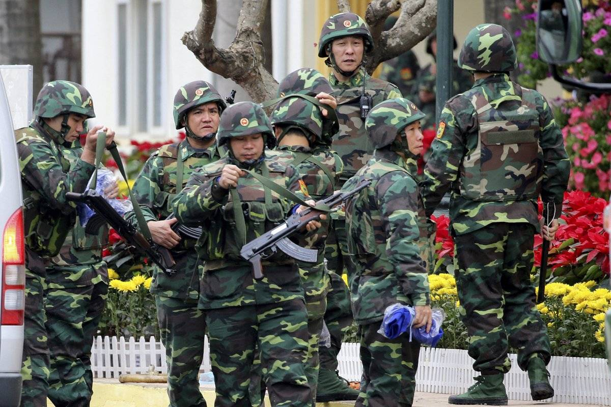 seguridad vietnam