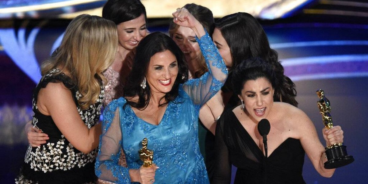 Hacen historia las mujeres y Wakanda en los Oscar 2019