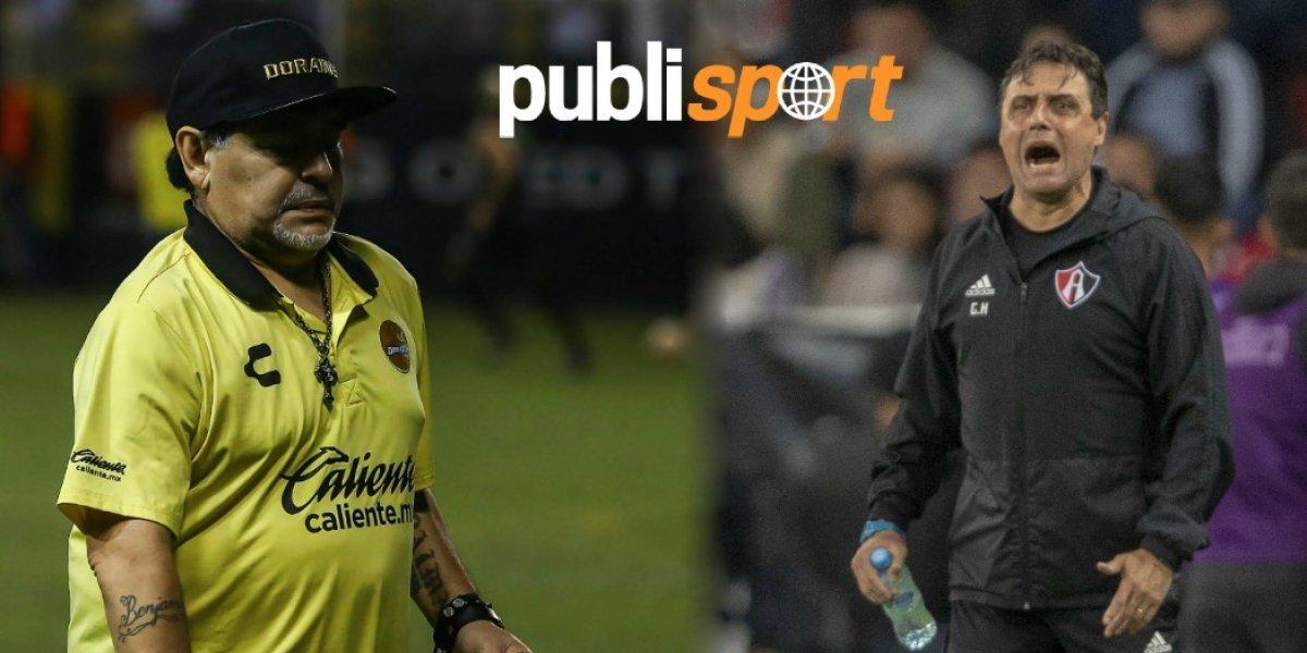 Atlas va por el pase a cuartos de final en Copa MX ante los pupilos de Maradona