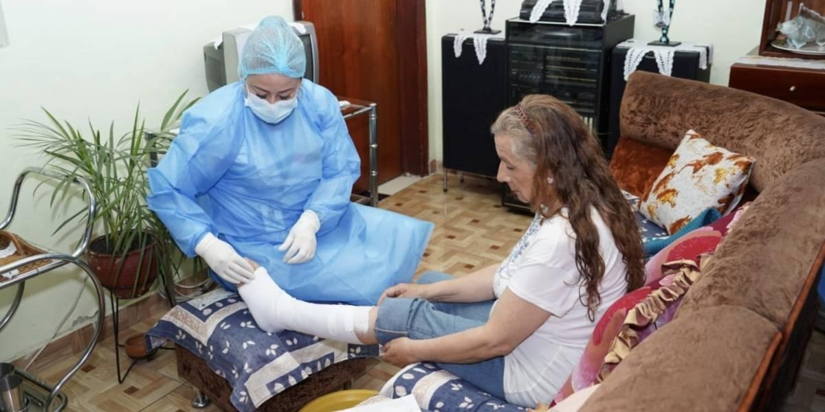 Ahora los más pobres tendrán acceso a salud domiciliaria en Bogotá