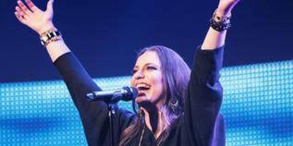 """""""Christine D"""" Clario & Redimi2 cantaron en San Souci"""