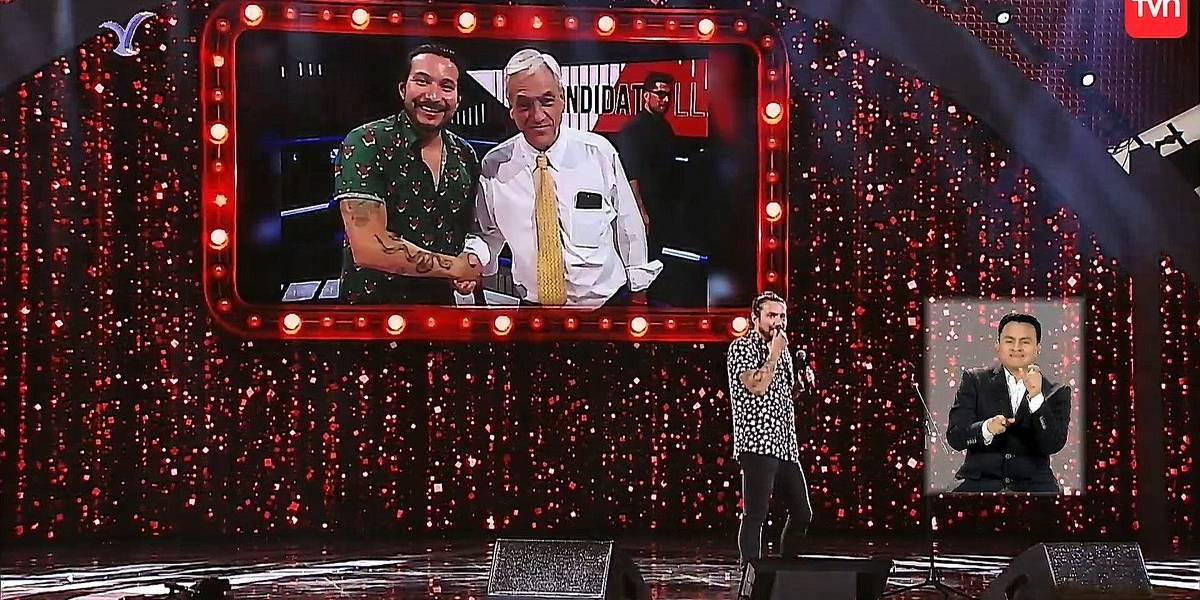 Viña 2019: Felipe Avello demostró por qué es uno de los grandes comediantes de Chile