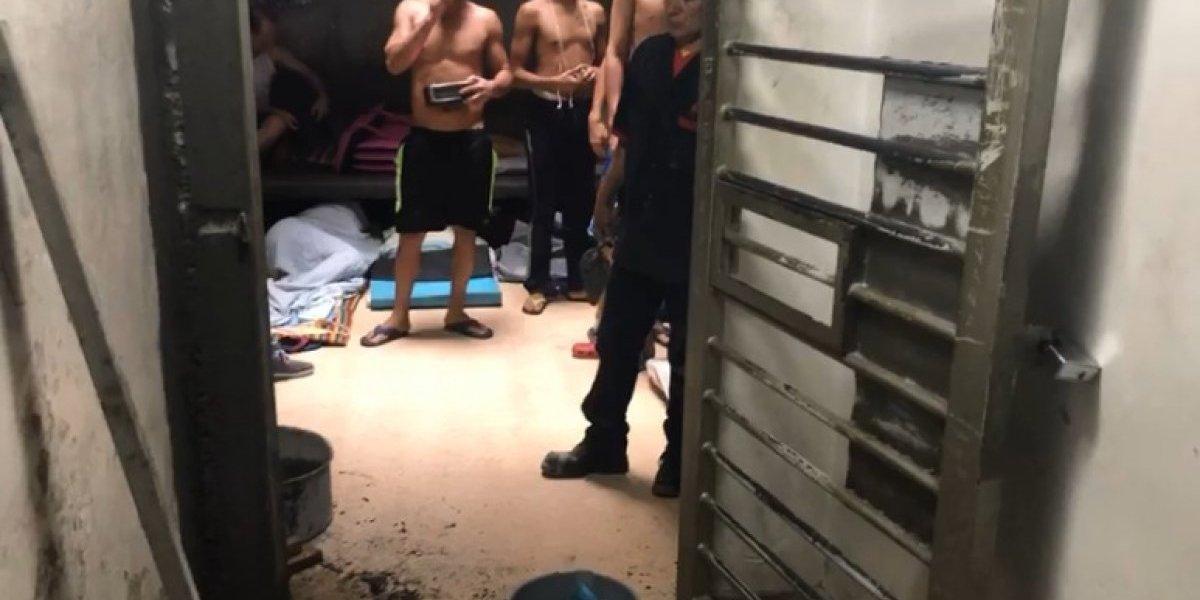 Hacinamiento en las salas de paso de la Fiscalía en Medellín generaron motín