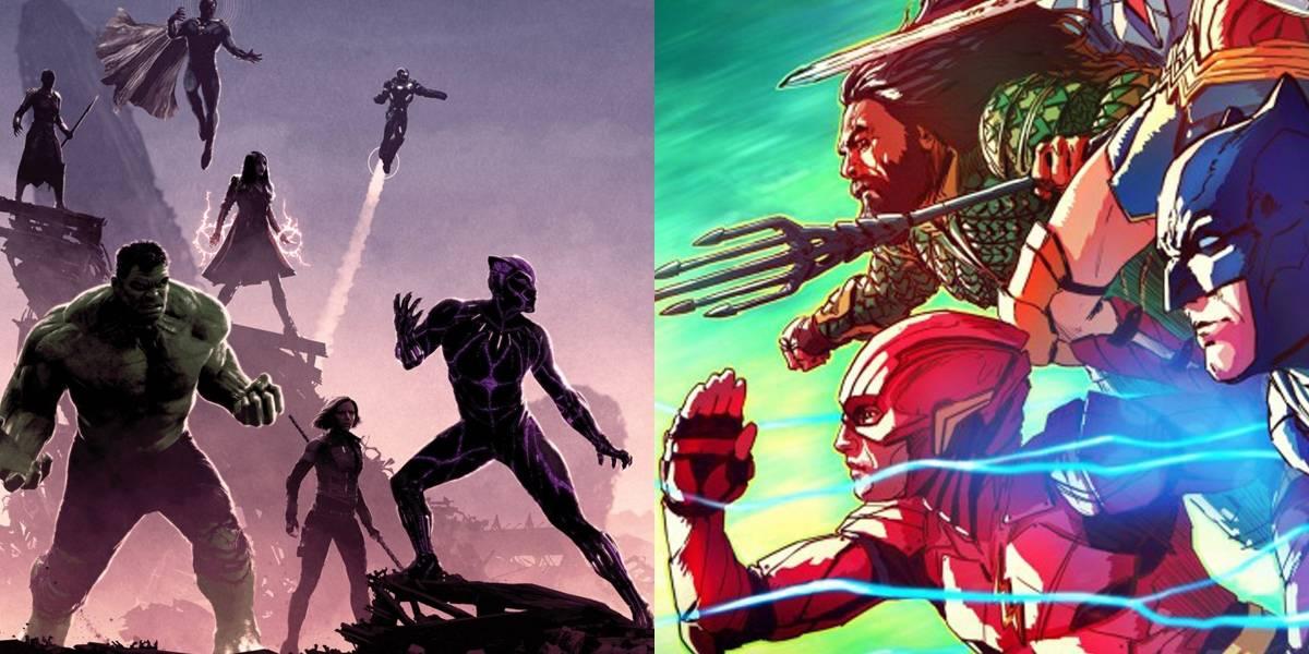 Com vitórias do Oscar 2019, Marvel ultrapassa DC e detém mais estatuetas