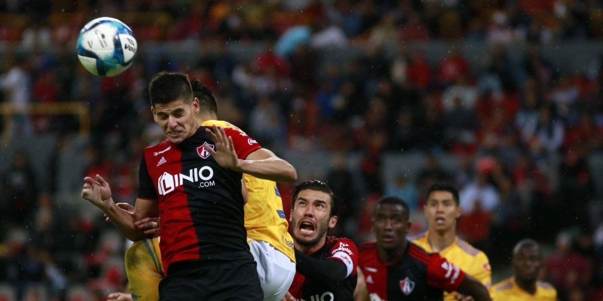 Facundo Barceló pide calma al Atlas ante mala racha