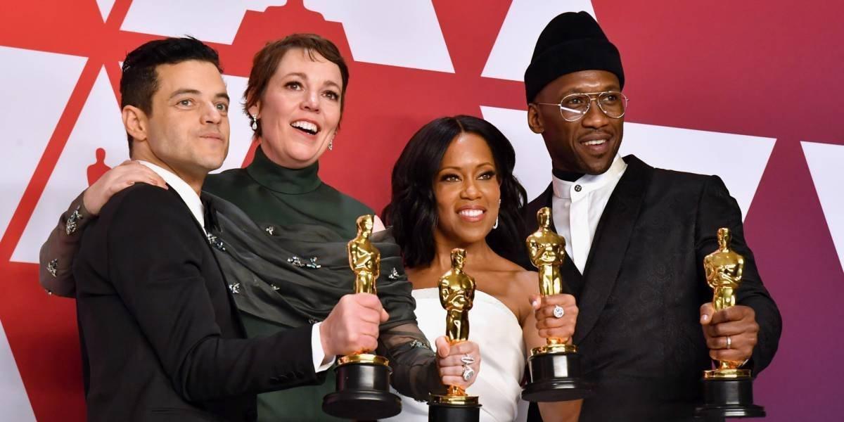 Infografía: Ganadores premios Oscar 2019