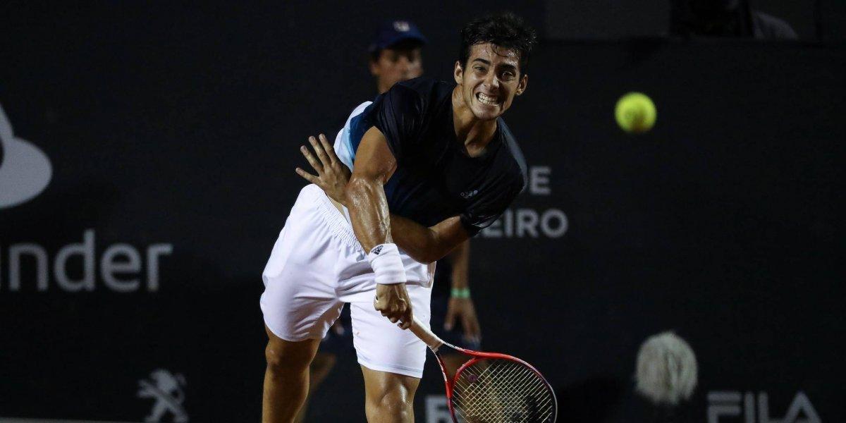 Christian Garín va por los cuartos de final y el número uno de Chile — ATP Sao Paulo