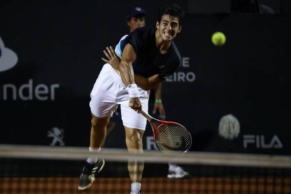 Nicolás Jarry debuta en el ATP de Acapulco frente al australiano Alex de Miñaur