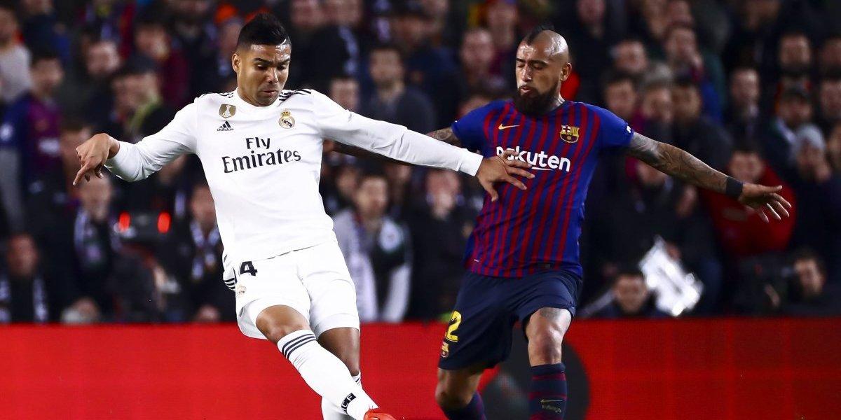 Fútbol por TV: Real Madrid-Barcelona, Libertadores, Premier y Sudamericana encienden la semana