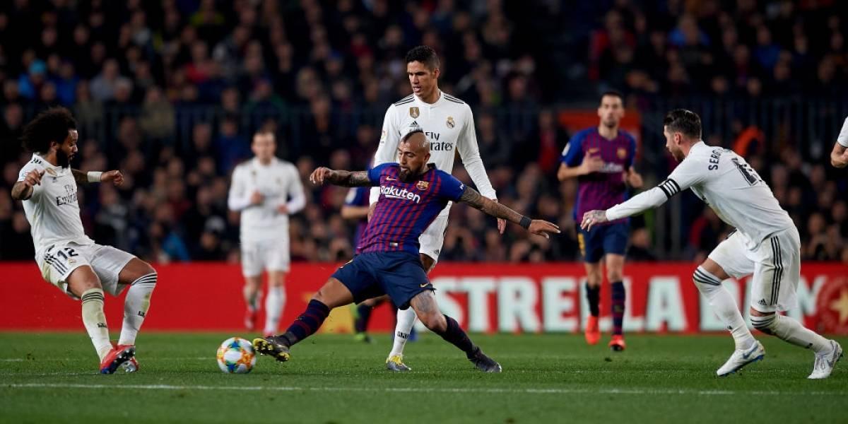 Real Madrid-Barcelona: Horario, fecha y quién transmite los dos clásicos españoles de esta semana