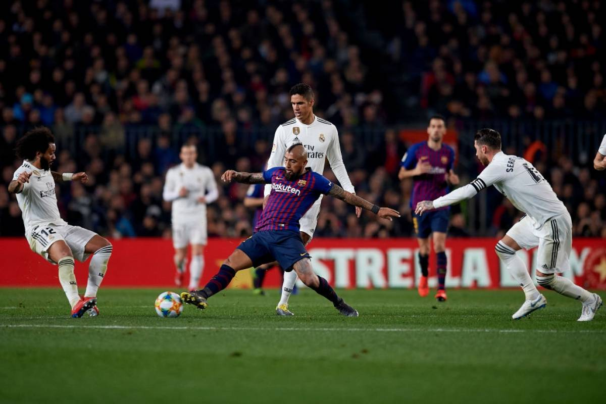 Cuándo se juega el clásico entre el Barcelona de Vidal y Real ...