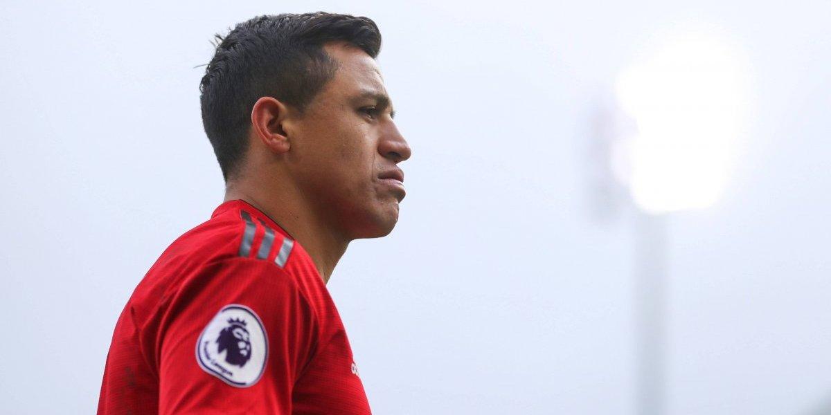Las lesiones en Manchester United le abren una nueva puerta a Alexis Sánchez