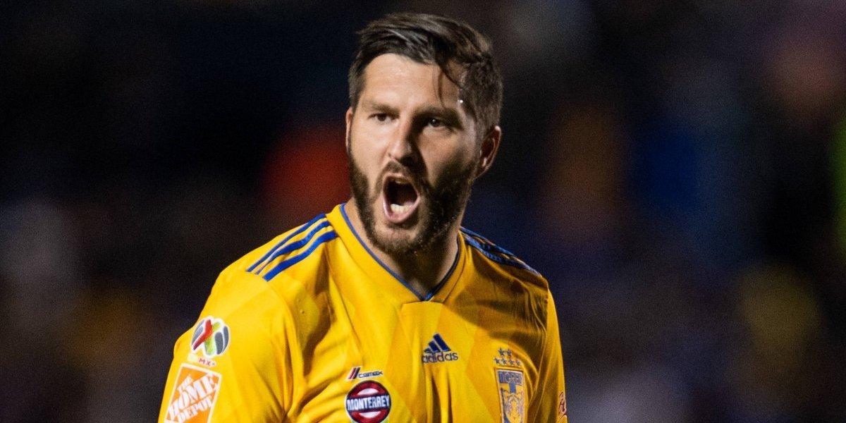 Gignac aclara que no fingió una lesión para no viajar a Costa Rica