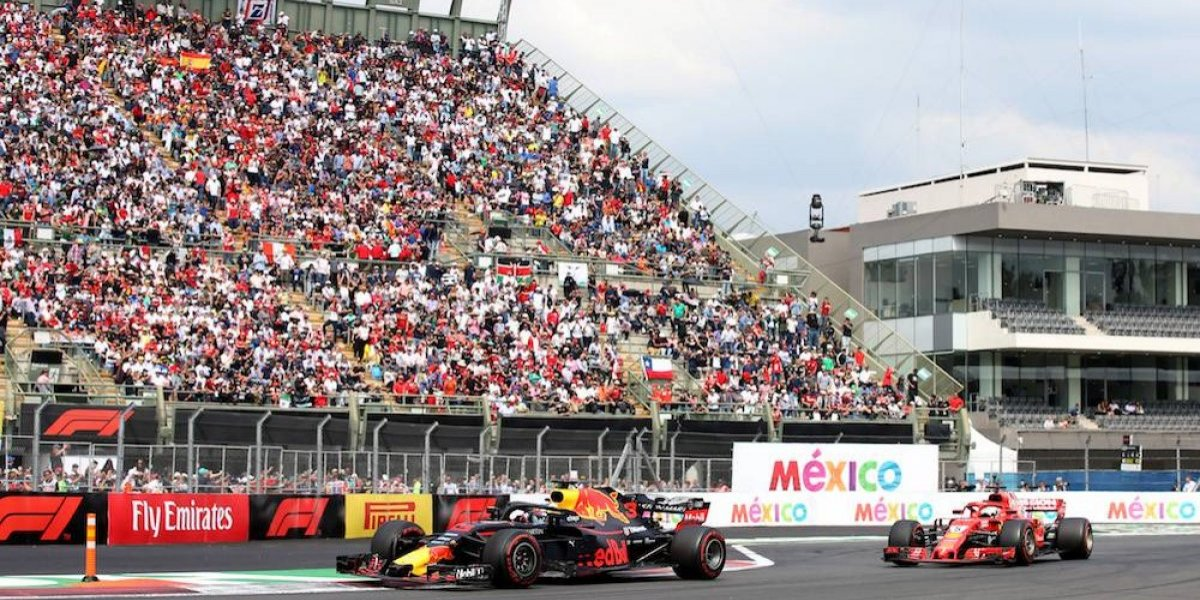 Listas las fecha para la venta de boletos del GP de México