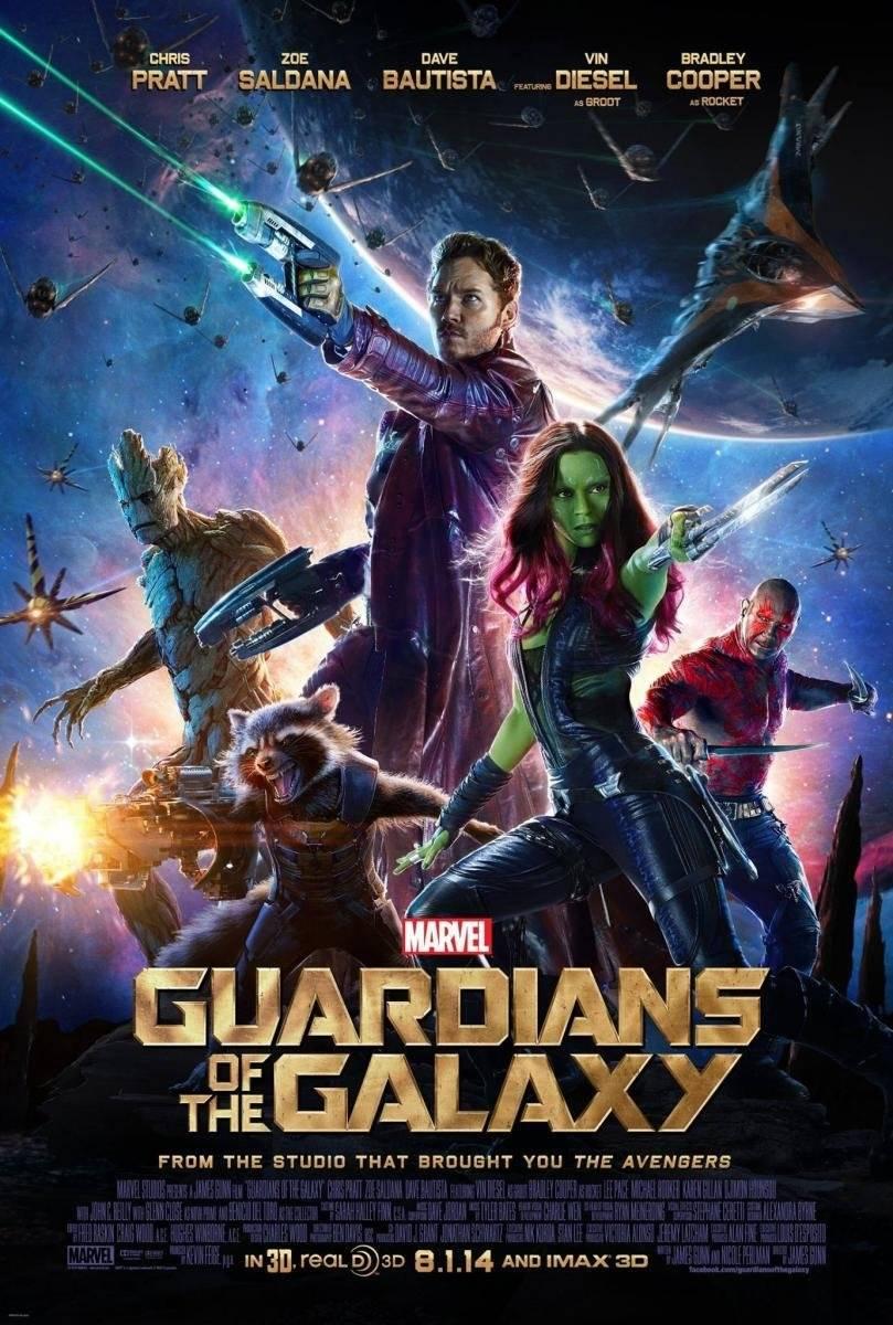 Guardianes de la Galaxia, vol. 1