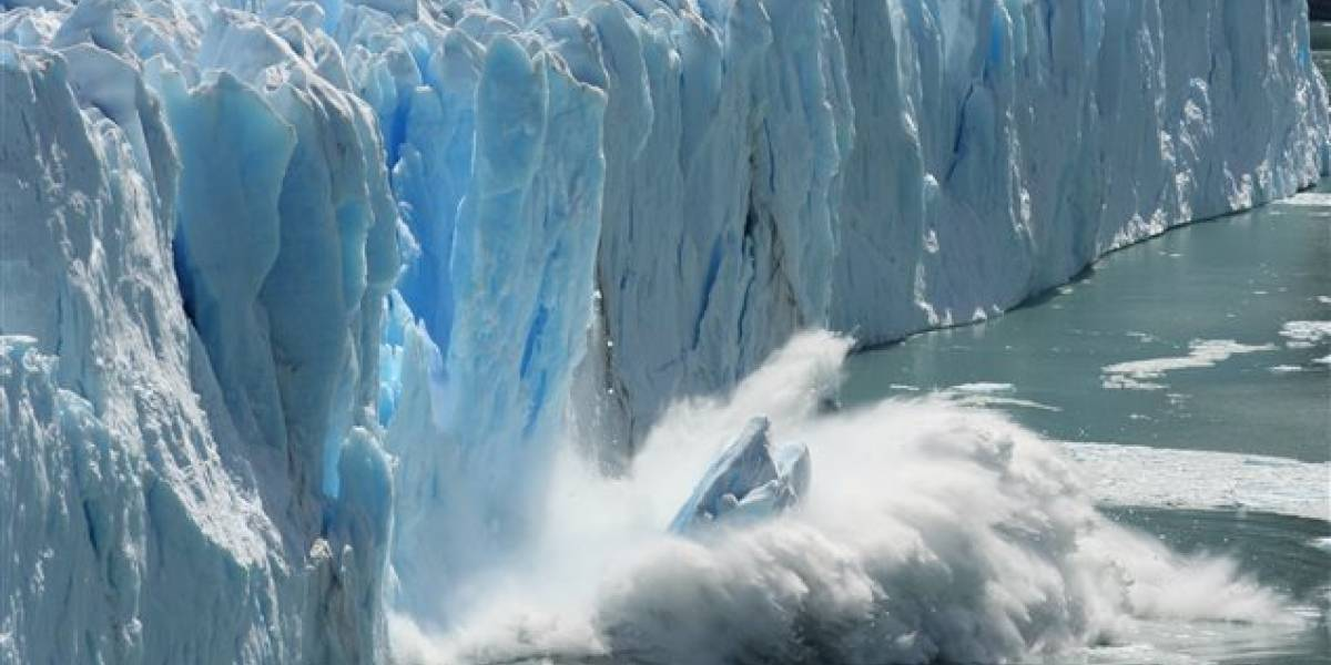 Recorde de temperatura no Ártico preocupa ONU