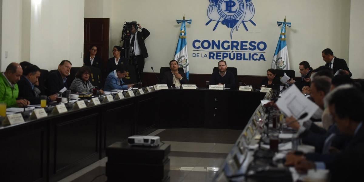 Diputados se centrarán en préstamo y Reconciliación Nacional