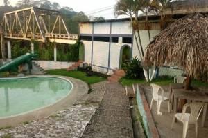 Laboratorio clandestino en Malacatán
