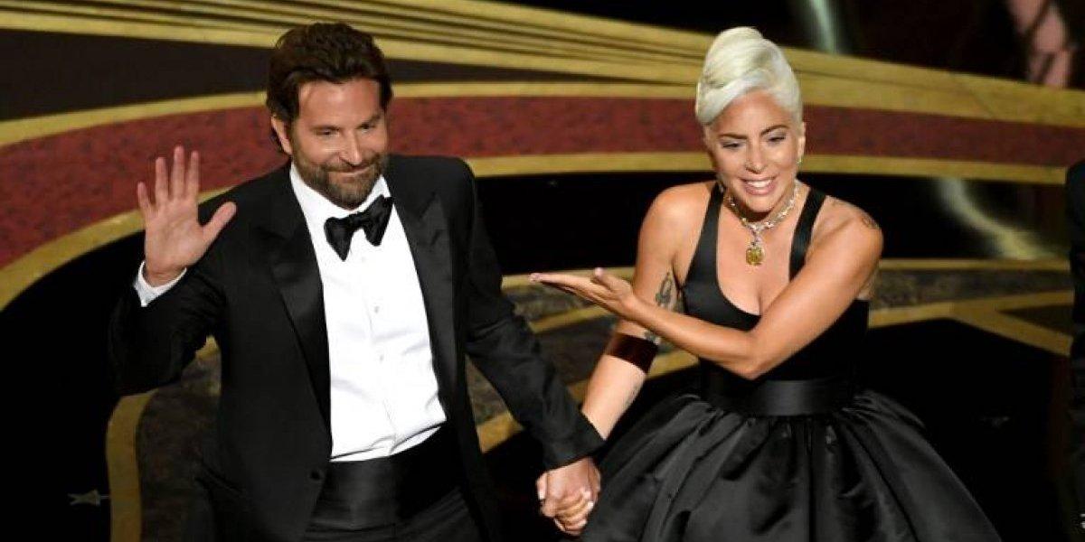 """Así fue la presentación de Lady Gaga y Bradley Cooper en los Oscar cantando """"Shallow"""""""