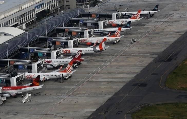 Aeroporto Internacional de Guarulhos GRU Airport