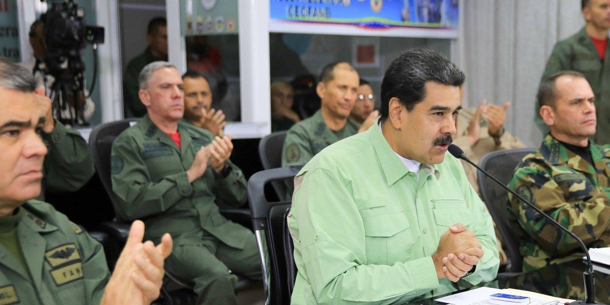 Afirman que Maduro detuvo a periodistas de Univisión en Caracas