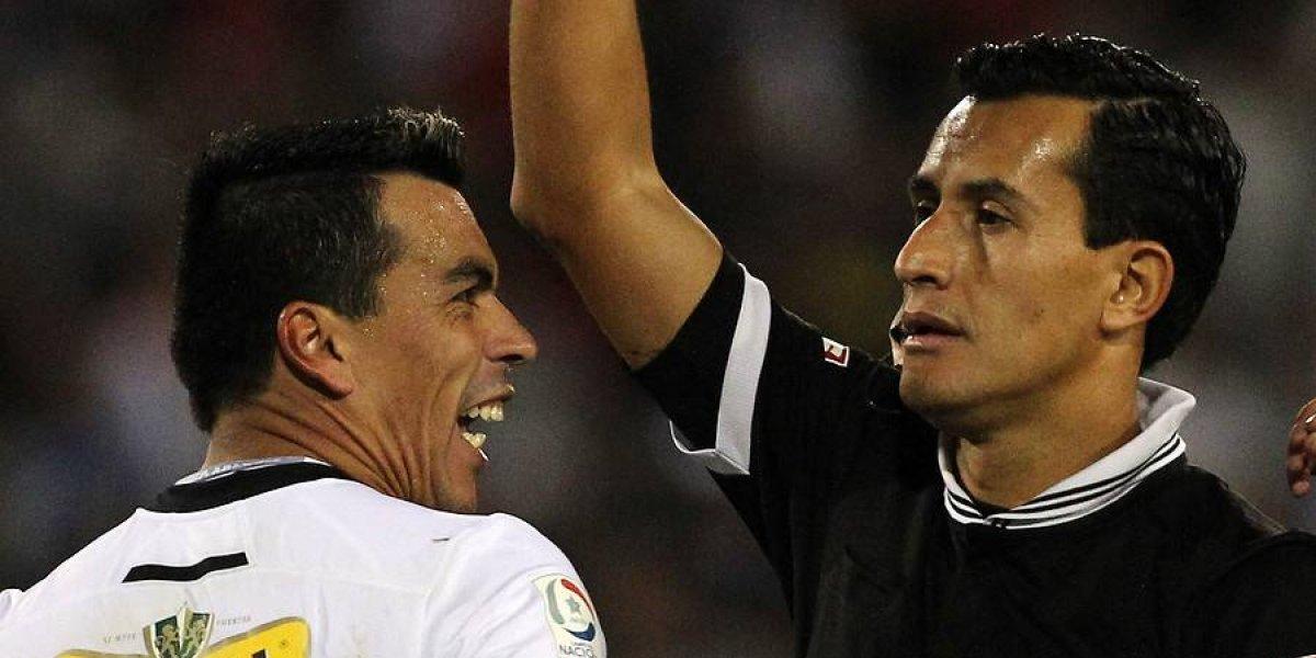 """Enrique Osses y el """"siga, siga"""" que están aplicando los árbitros: """"Los jugadores deben entender el mensaje"""""""