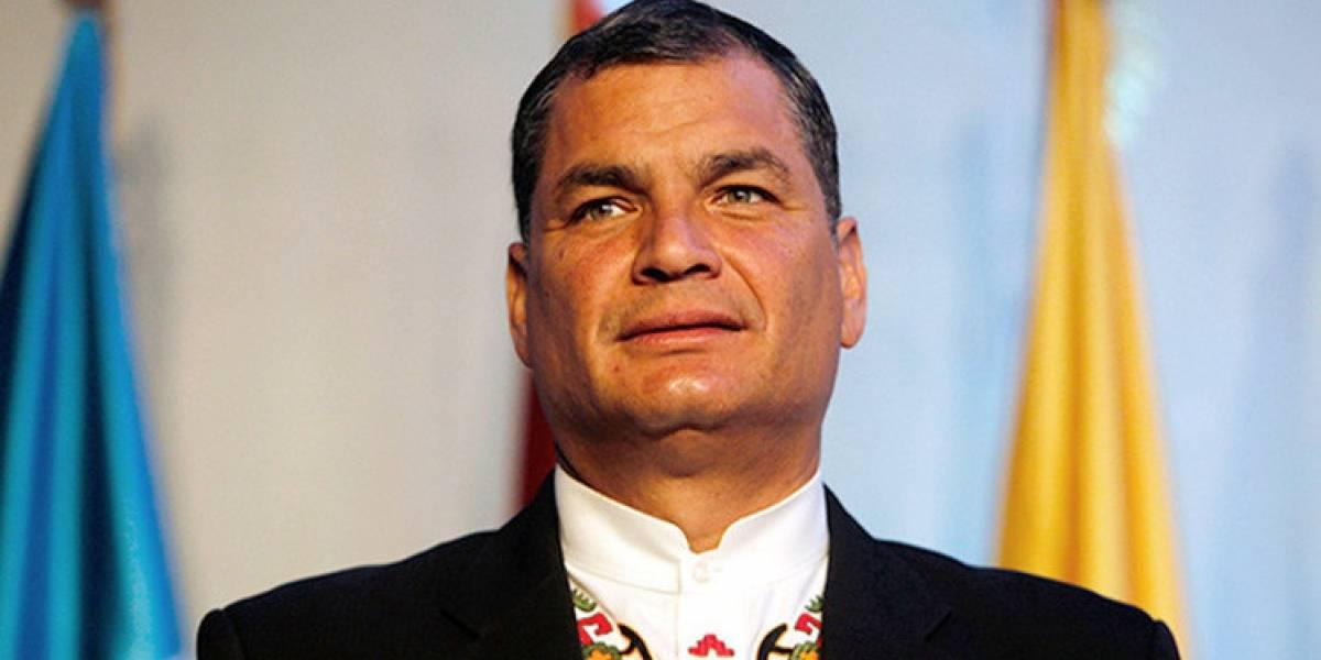Rafael Correa comparte conmovedora carta de un niño que pide su regreso a Ecuador