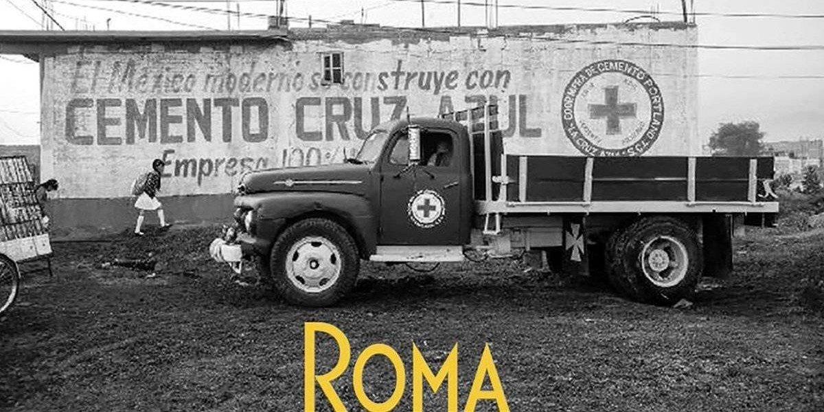 Cementera Cruz Azul se deslinda de la 'cruzazuleada' de Roma en los Óscares