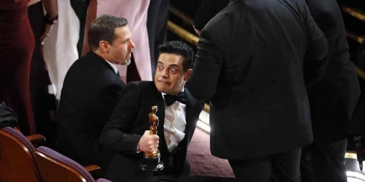 De la incredulidad a la felicidad: los sentimientos de Rami Malek hasta ganar el Oscar