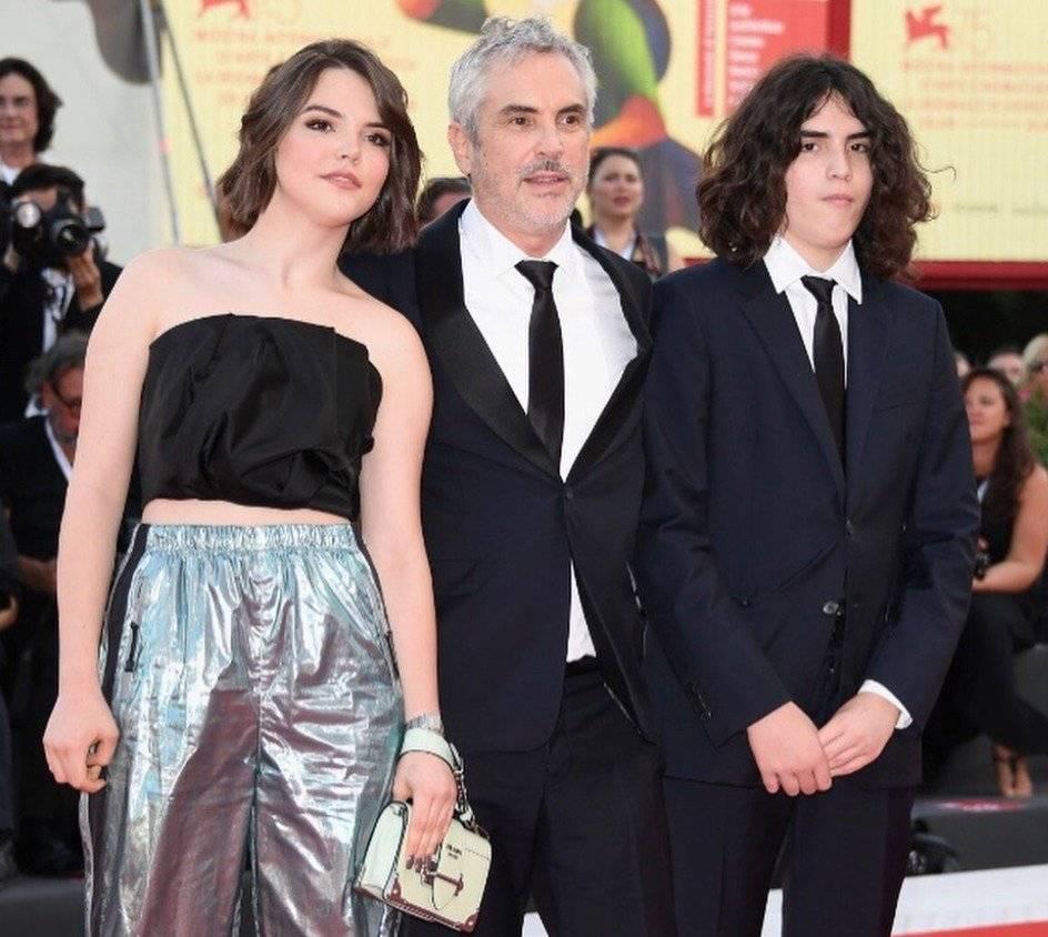 Hijos de Alfonso Cuarón