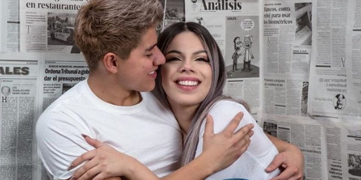 Exponen infidelidad del novio de Lizbeth Rodríguez