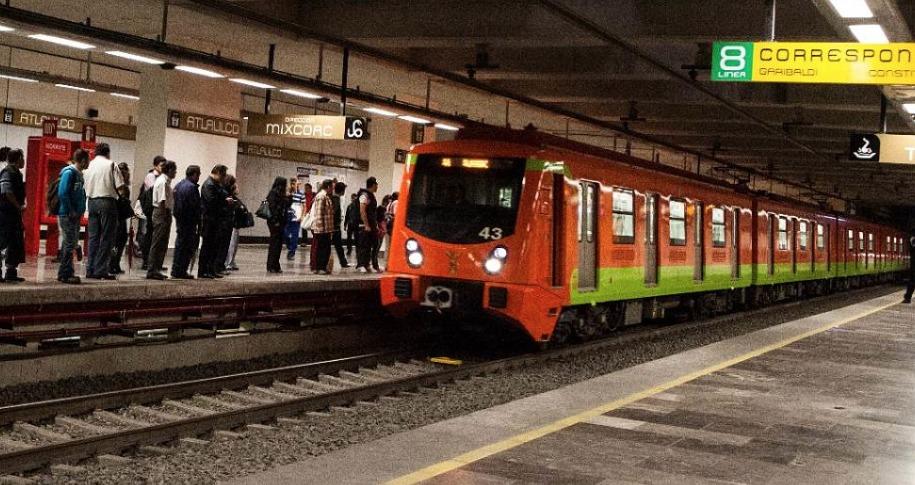 México metro inglés