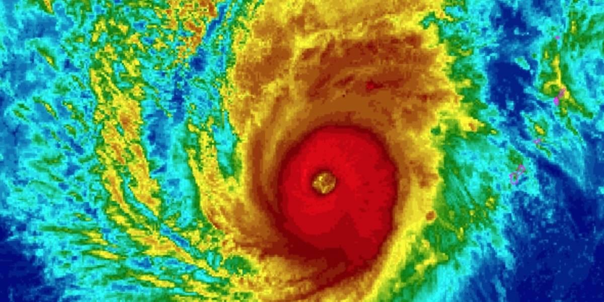 Se forma Wutip, el primer huracán categoría 5 del año