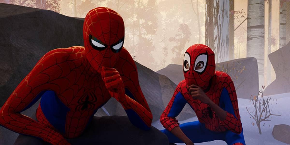 Los 24 mexicanos que trabajaron en Spiderman, cinta ganadora del Óscar