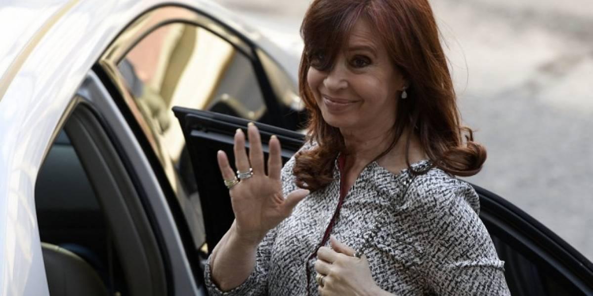 """Cristina Fernández, indagada de nuevo por los """"Cuadernos de Corrupción"""""""