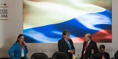 Grupo de Lima analizará posible 'uso de la fuerza' contra Nicolás Maduro