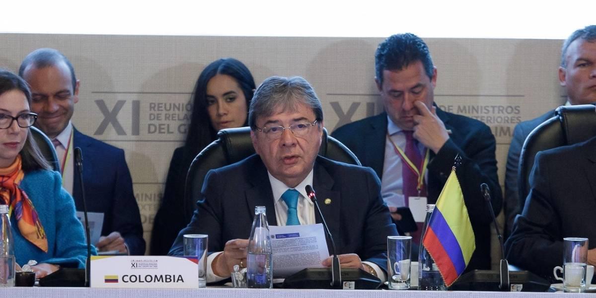 """""""Es responsabilidad del Grupo de Lima seguir apoyando a los venezolanos"""": canciller Trujillo"""