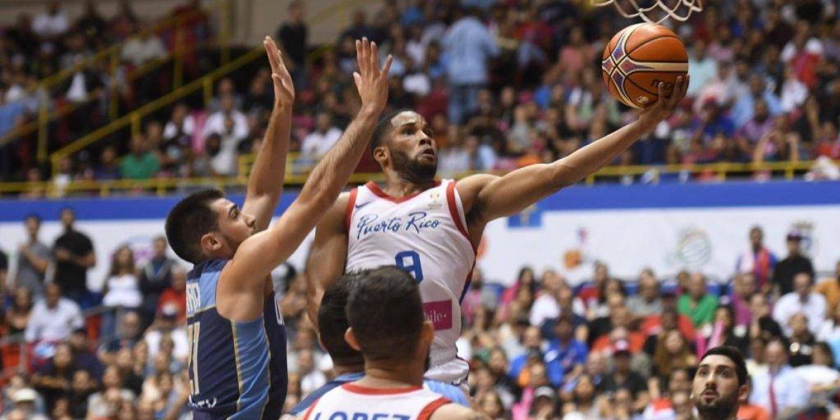 Ante un eufórico Clemente, Puerto Rico poncha boleto al Mundial FIBA