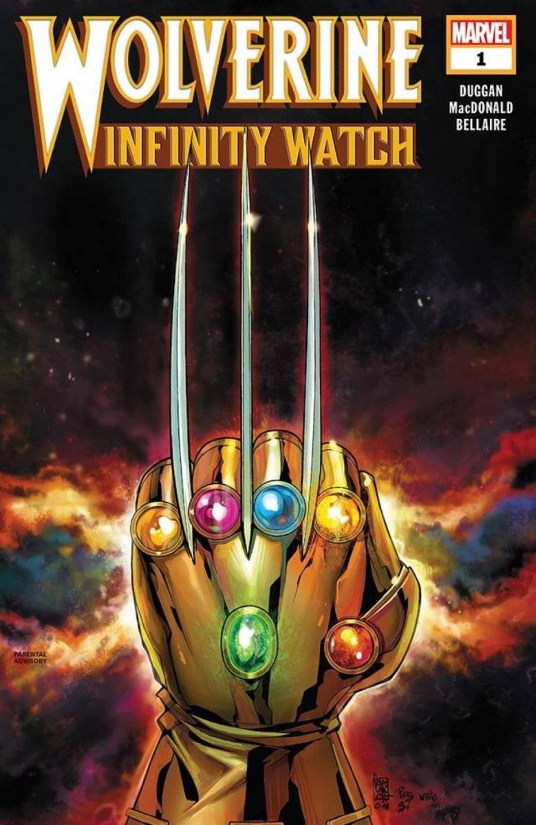 Wolverine, Avengers EndGame